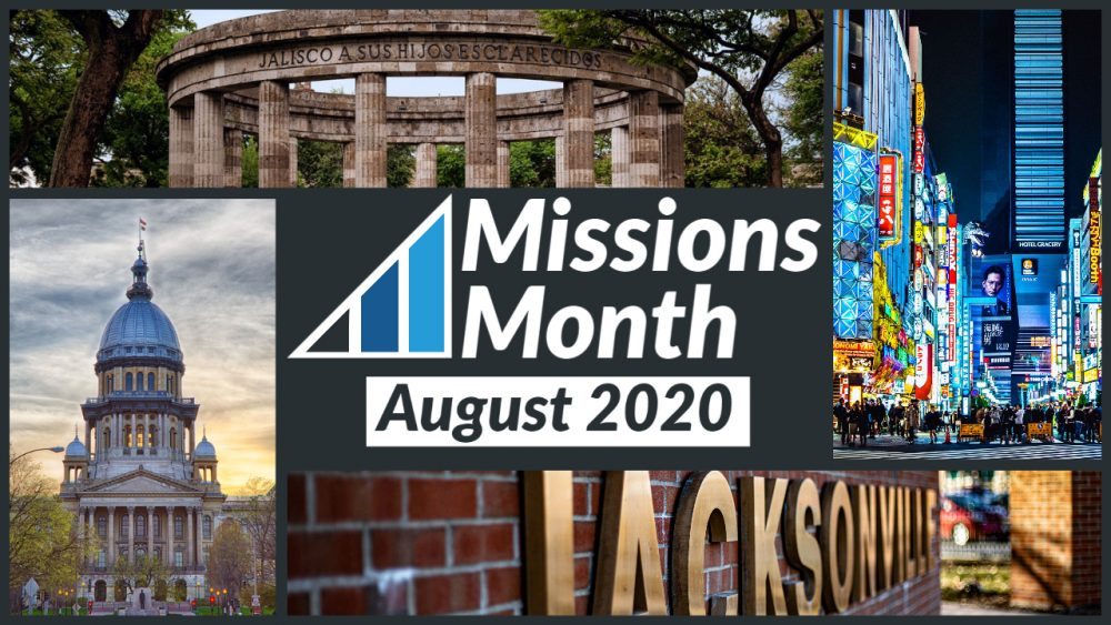 Missions Month 2020